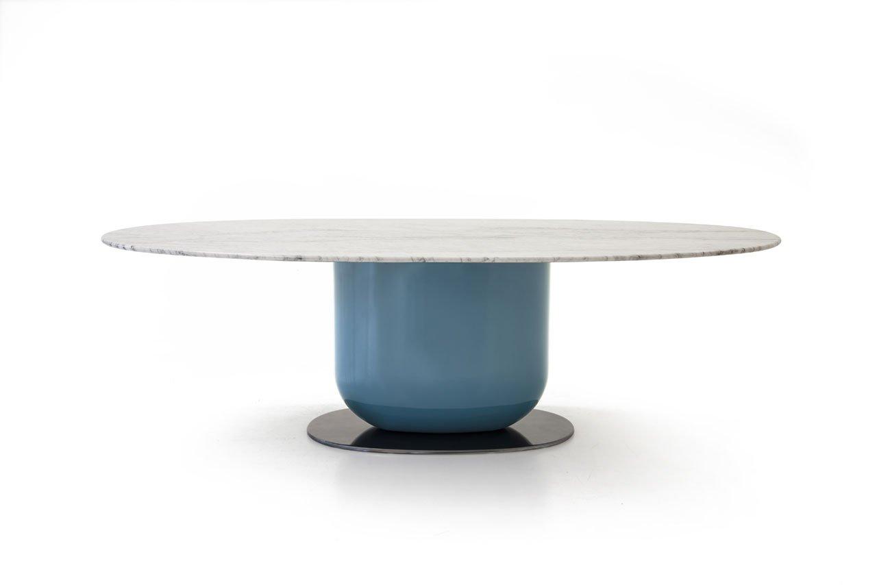 Pianca, 'Ettore'Table,2017-2018, designed byCalvi Brambilla. Photo ©Calvi Brambilla.
