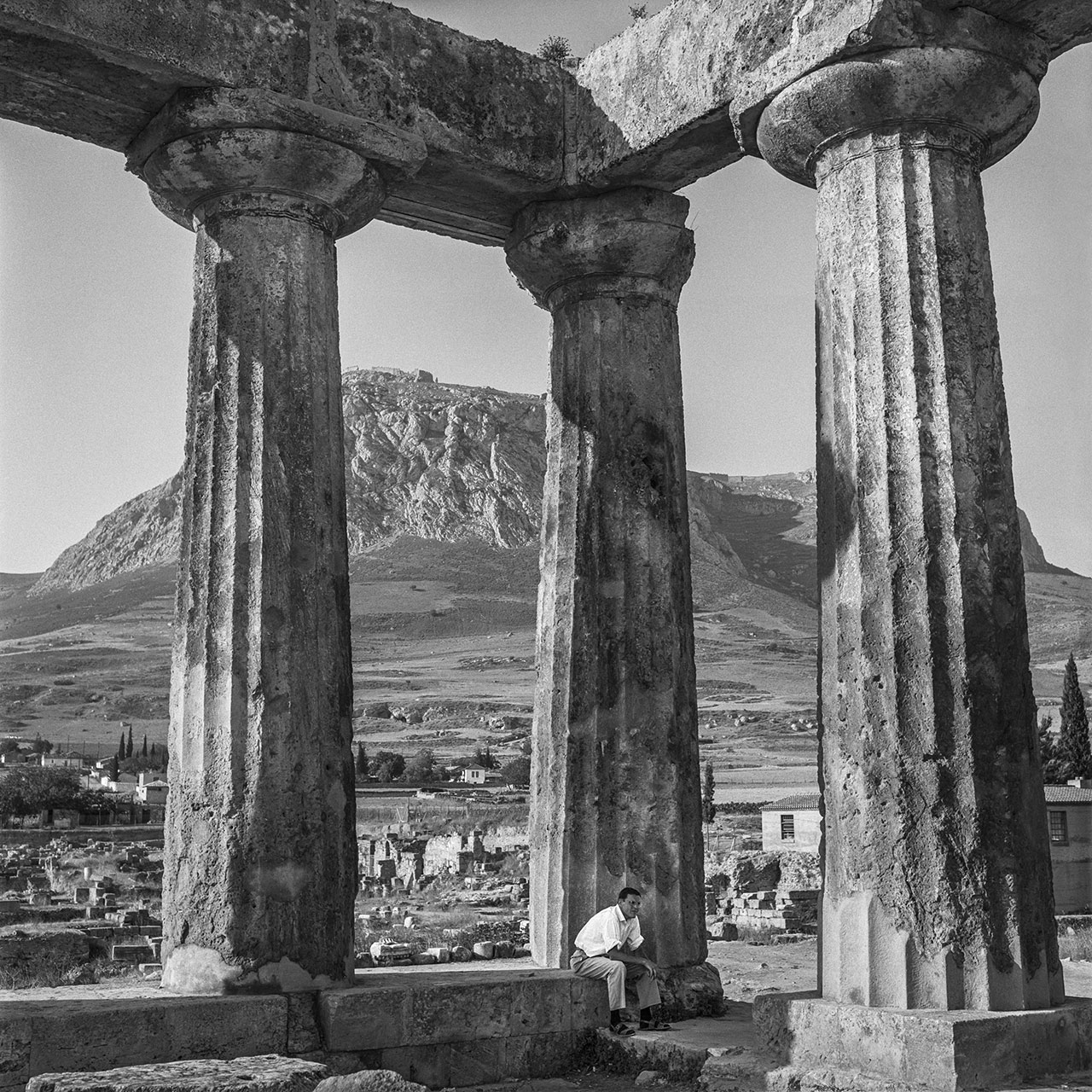 Corinth 1961. Photo © Robert McCabe.
