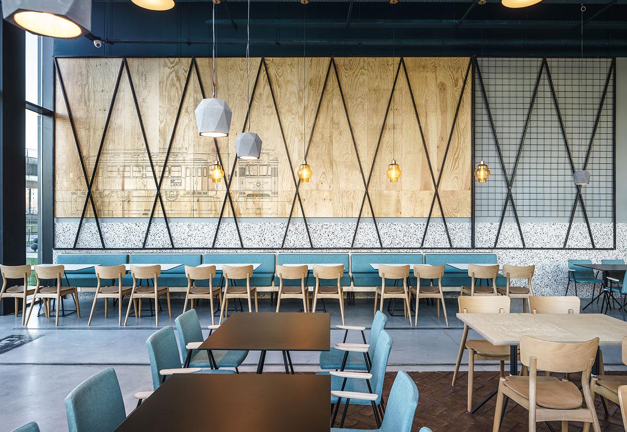 Bucharest Restaurant Celebrates Its Industrial Heritage In Urban Hipness Yatzer