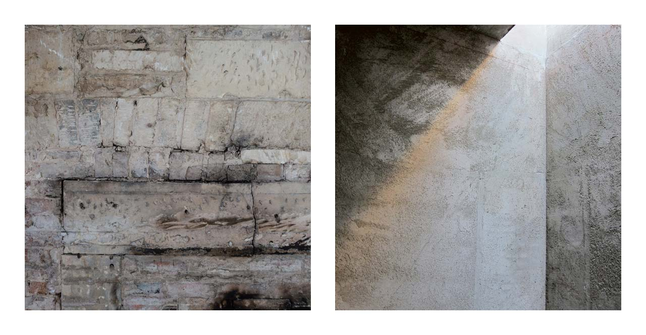 John Pawson, Chastleton & Bendinat, 2014 & 2011. Printed 2018, Matt C-Type print on Archival paper, 16 x 16 inches, Edition of 25.