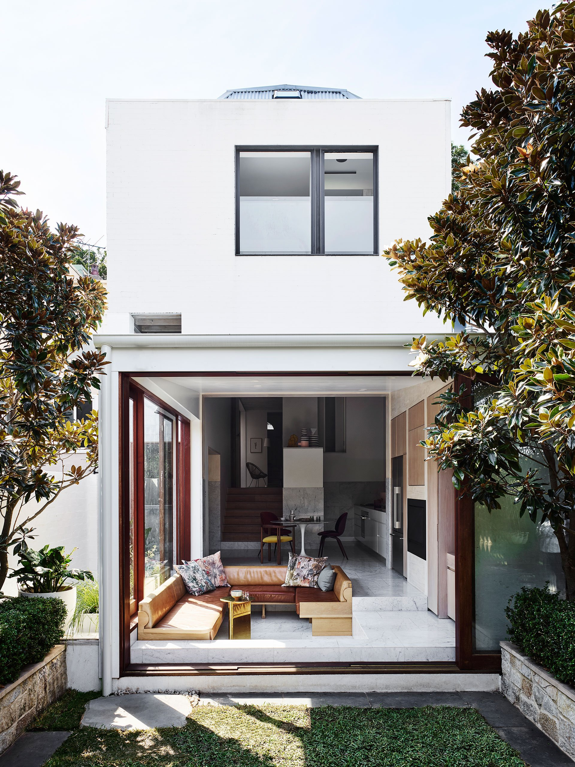 Bondi Junction House by Alexander & CO. Photography by Anson Smart.