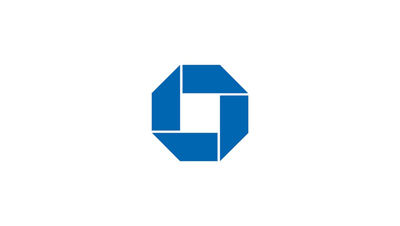 Chase Bank logo, 1961 ©Chermayeff & Geismar & Haviv.