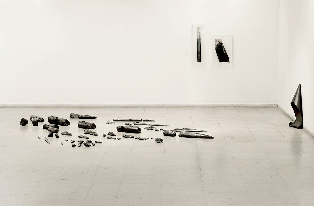 Despina Flessa, installation view. Photo by Costas Christou.