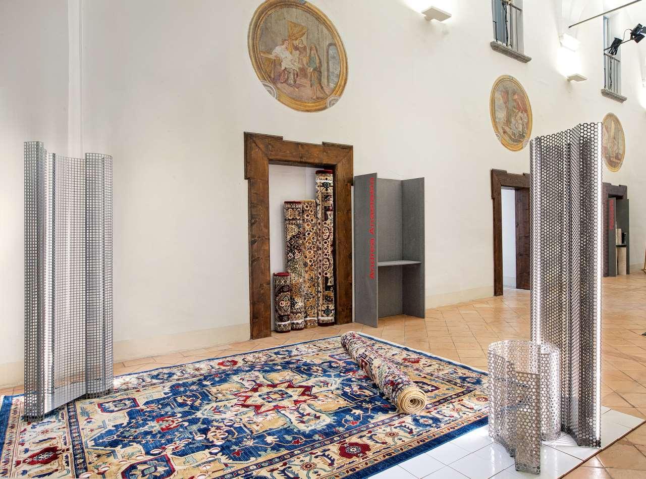 EDIT Napoli exhibition view,Andrea Anastasio. Photo© Roberto Pierucci.