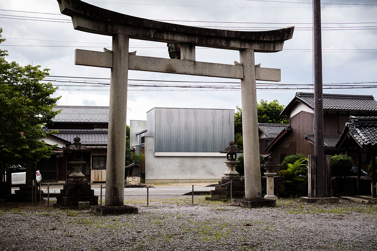 Photo by Norihito Yamauchi.
