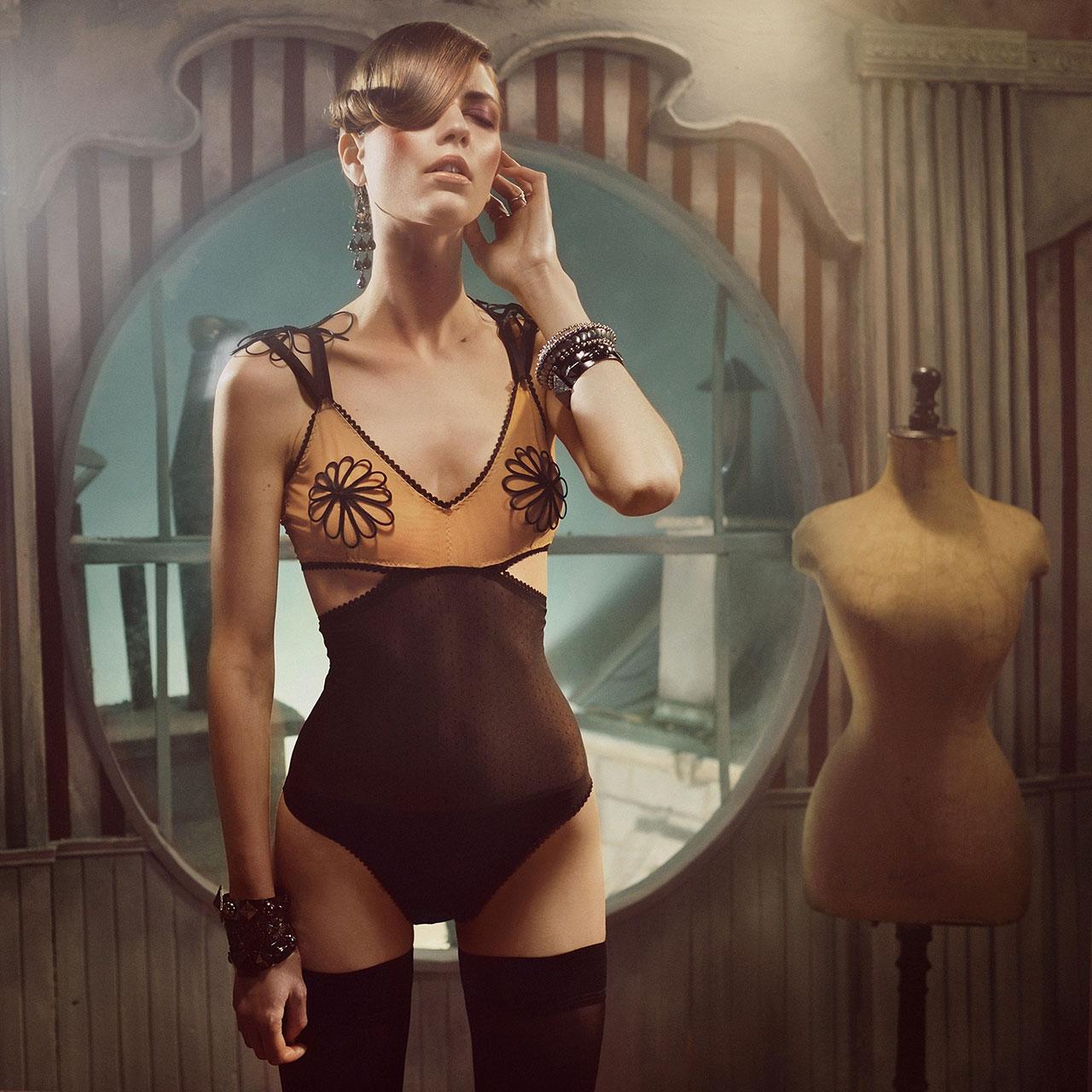 Le Turk,Maison Blackitten, Collection 2013, Le Chat Noir 10.