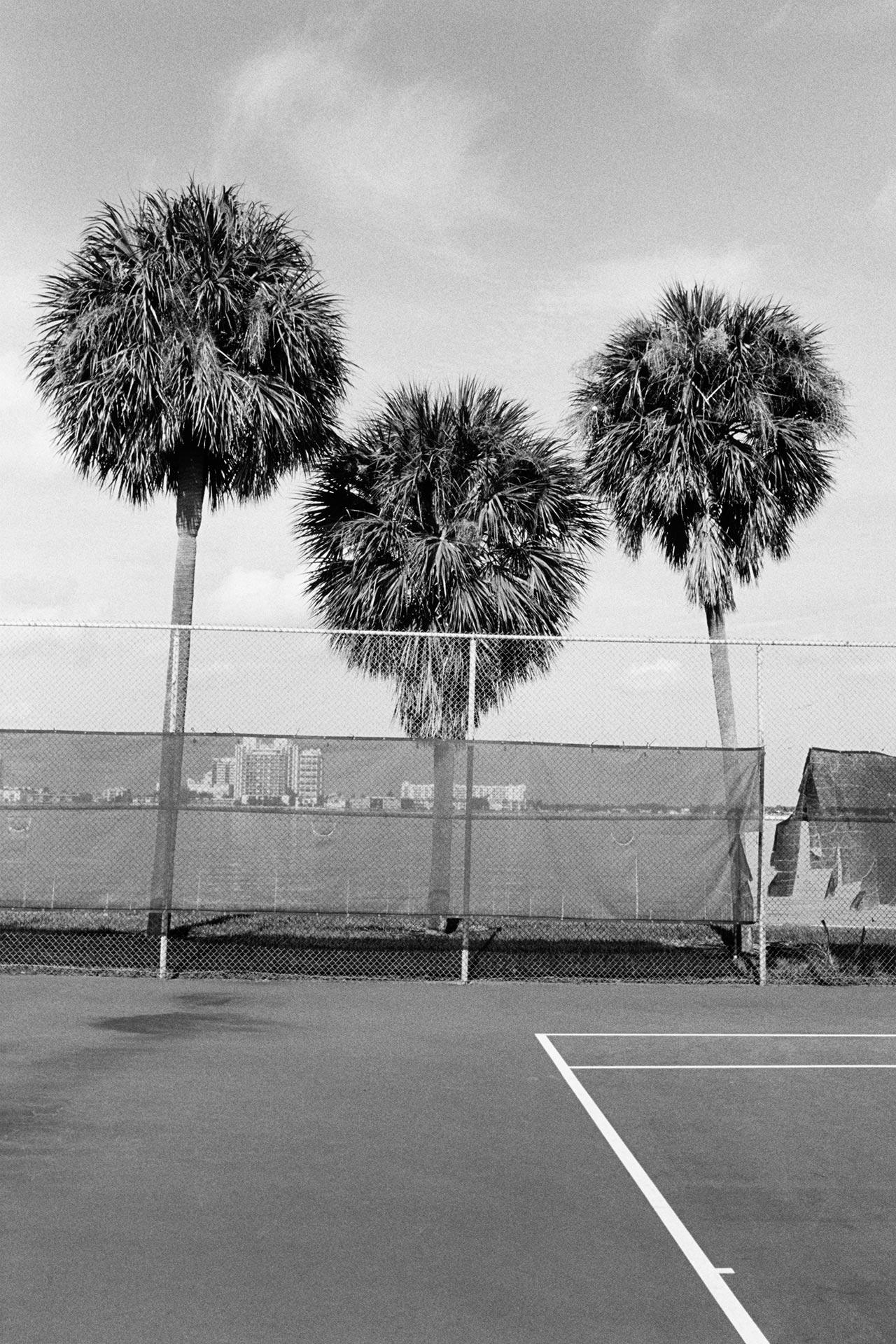 Normandy Shores Tennis Courts Miami Beach, Florida 2015.Photo © Stephan Würth.
