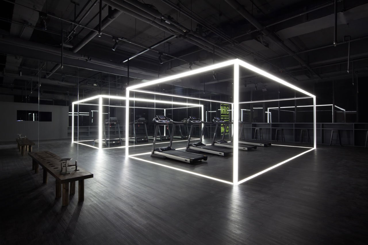 THE NIKE STUDIO in Beijing, China, photo © COORDINATION ASIA.