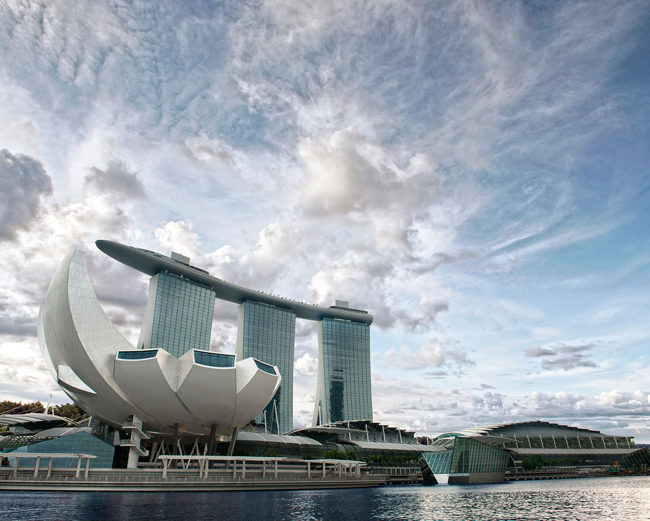 Photo © Marina Bay Sands.