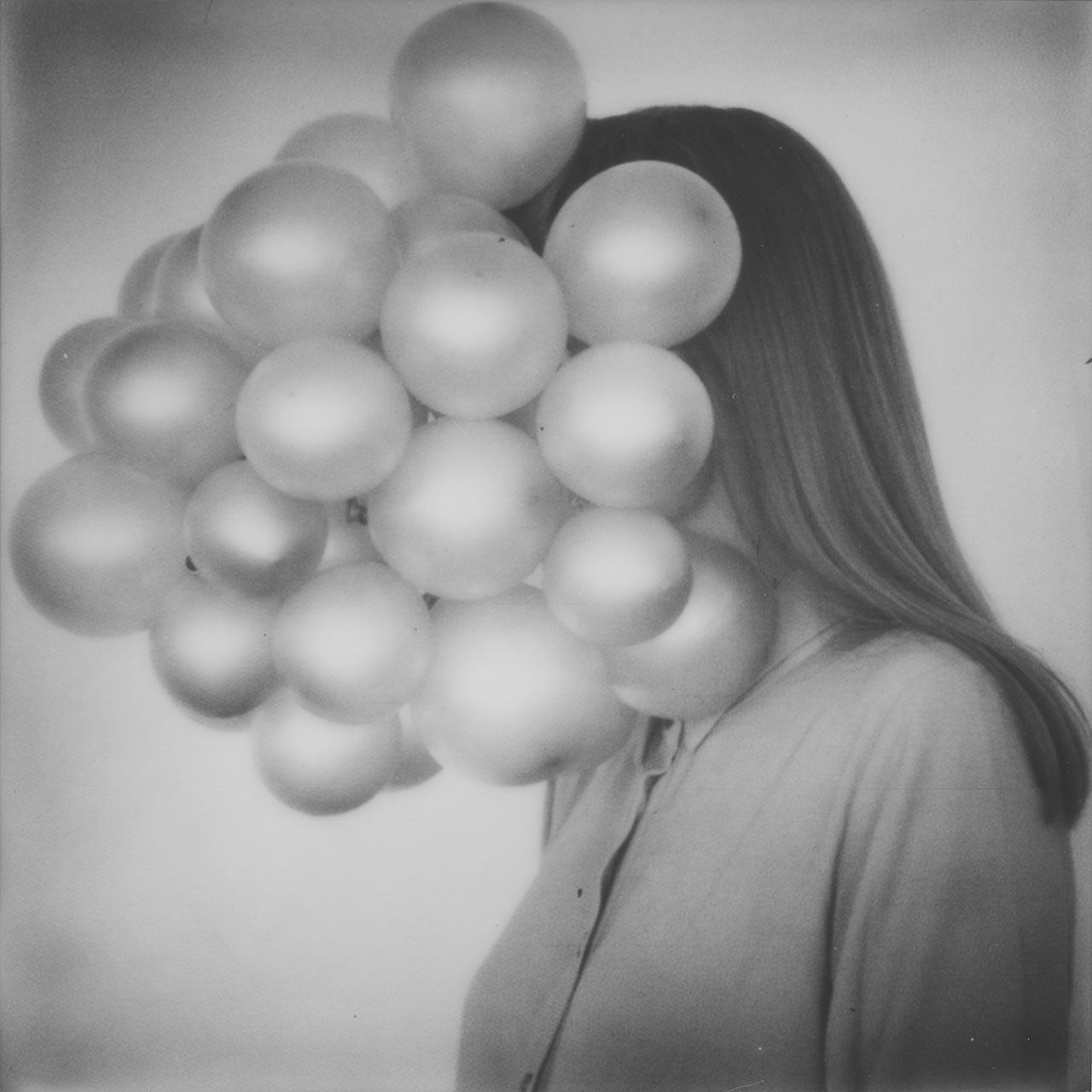 Luisa Hübner, photo from Bubbles series, 2016.