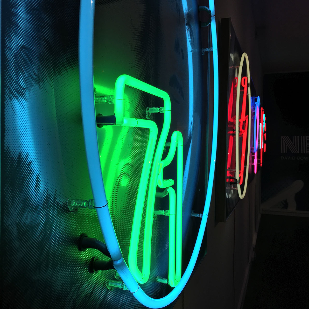 Photo © Louis Sidoli Neon Artist.