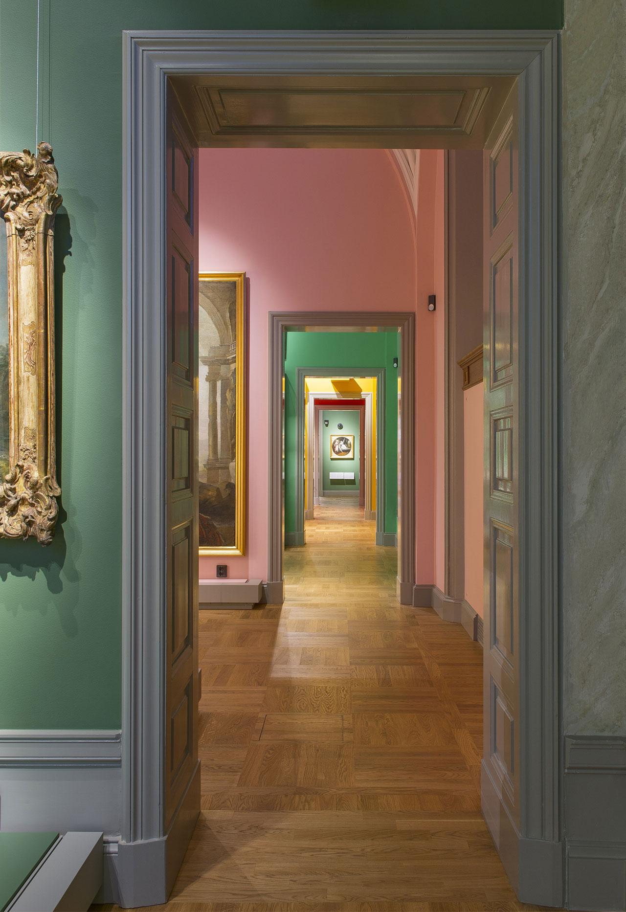 Nationalmuseum interior view.Photo ©Nationalmuseum Stockholm.