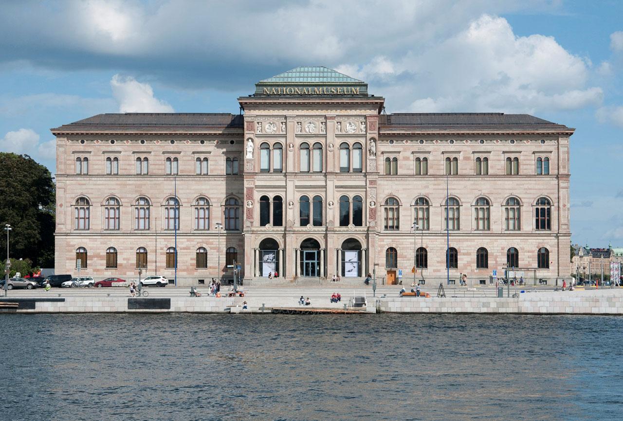 Photo ©Nationalmuseum Stockholm.