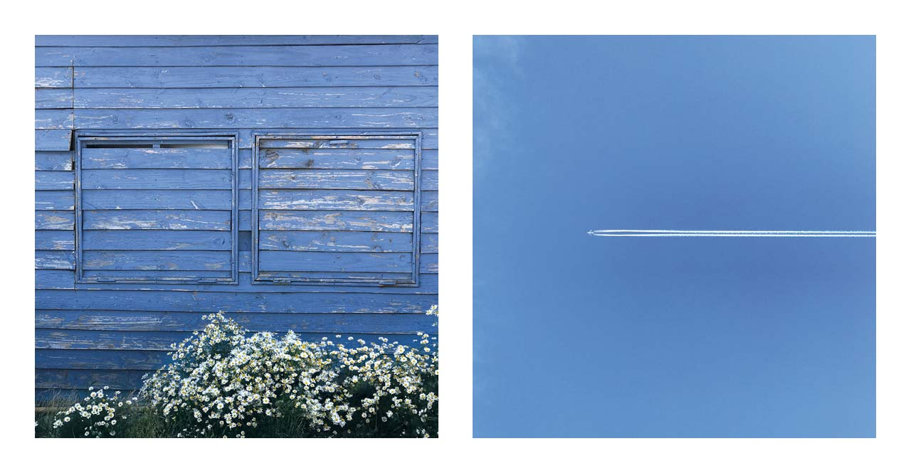 John Pawson, El Calafate & Notting Hill, 2017 & 2016, Printed 2018, Matt C-Type print on Archival paper, 16 x 16 inches, Edition of 25.