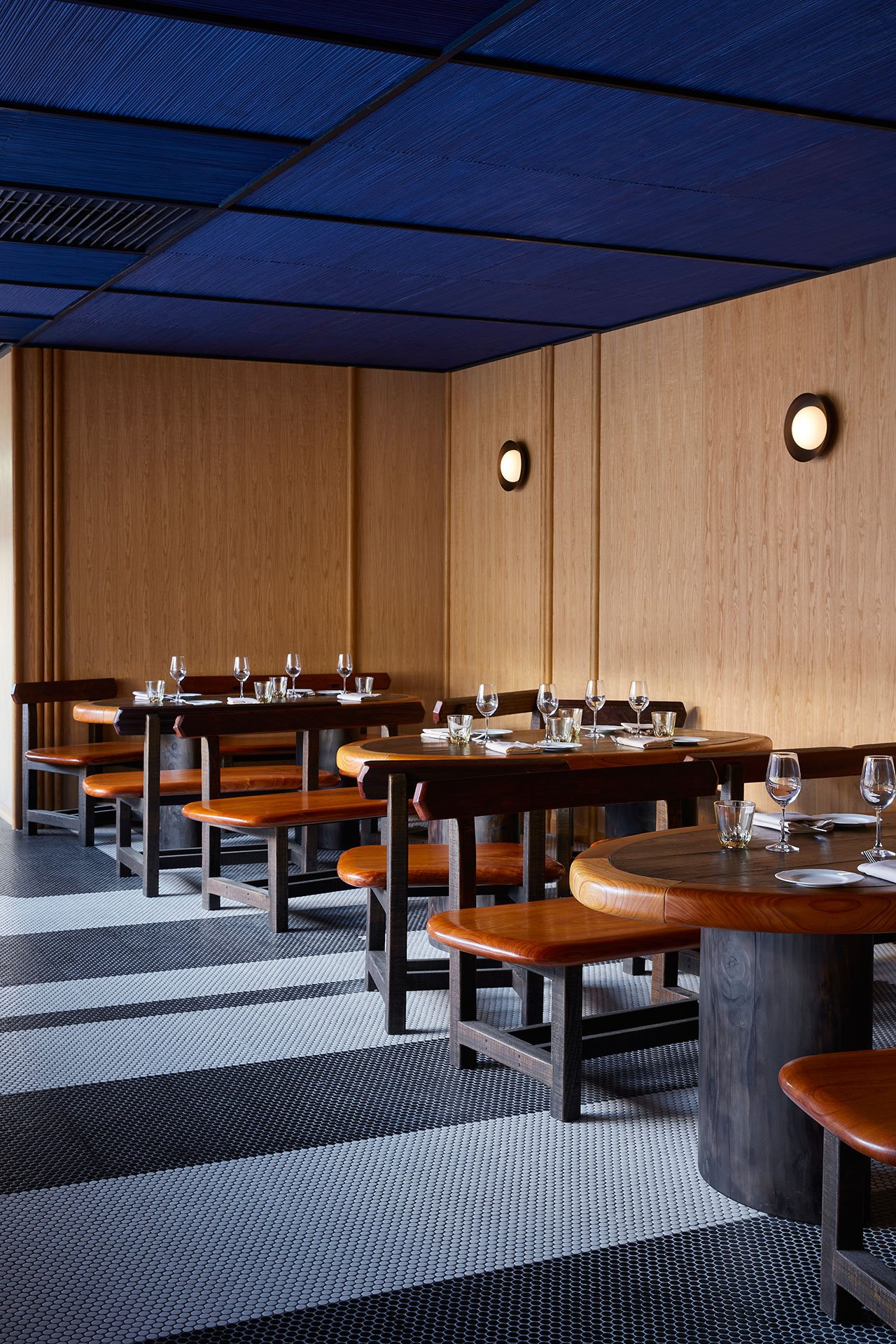 京都王牌酒店。 莫里斯先生的意大利餐厅。 牧野佳弘摄。