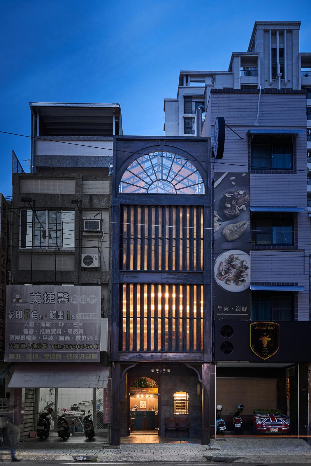 鴨蜜 BEE DUCK by HAO Design in Kaohsiung city, Taiwan.Photography by Hey!Cheese.