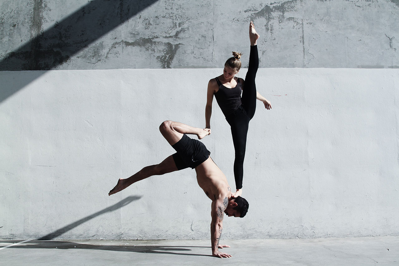 Dancers: Rauf Yasit, Jill Wilson | Photo © Jacob Jonas.