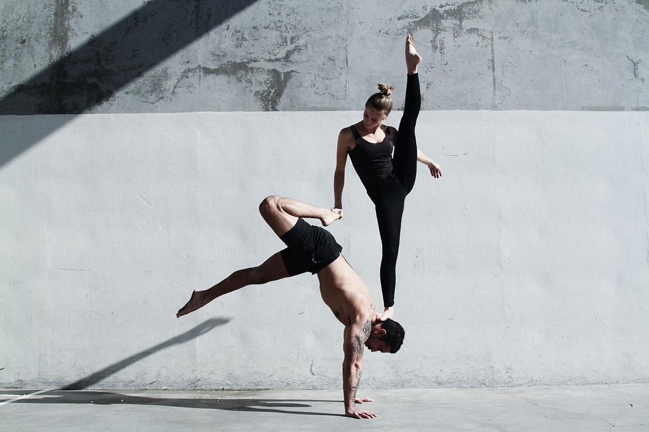 Dancers:Rauf Yasit, Jill Wilson | Photo ©Jacob Jonas.