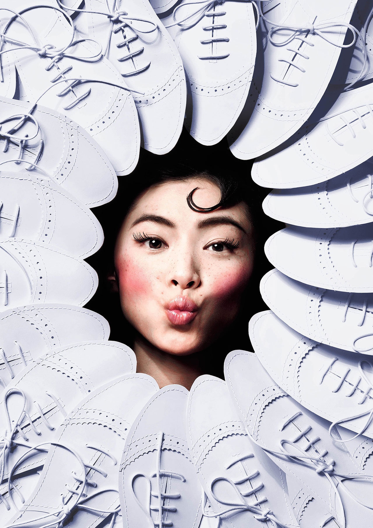 EVERYTHING YOU CAN IMAGINE IS REAL. Opera's Rena Narumi. Photo by Karolina Henke © Dance Museum Stockholm.
