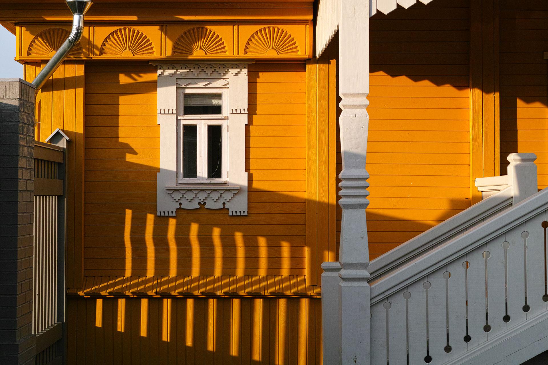 Suzdal Dacha by FORM Bureau. Photo by Yuri Palmin.