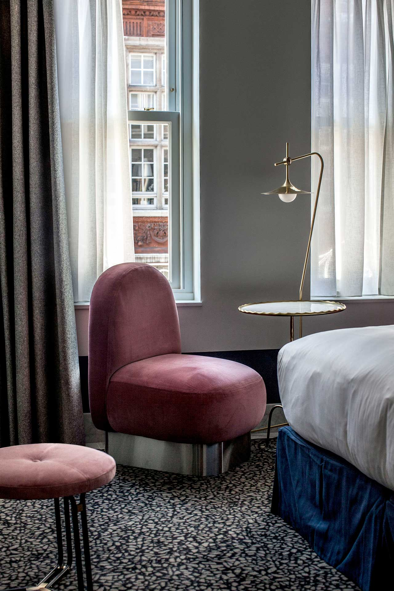 An Eye On The Seventies The Henrietta Hotel In London By