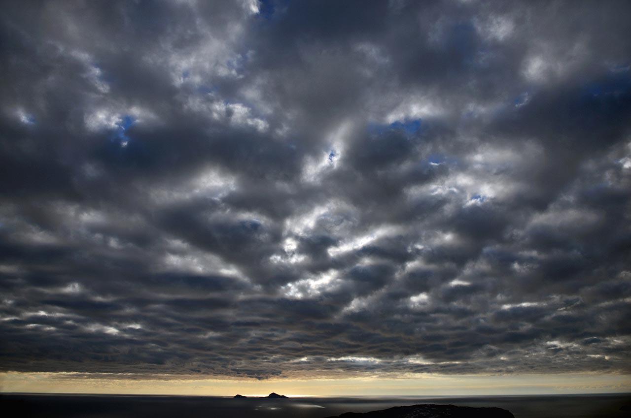 """""""Silver Linings"""" Photo © HRH Prince Nikolaos."""