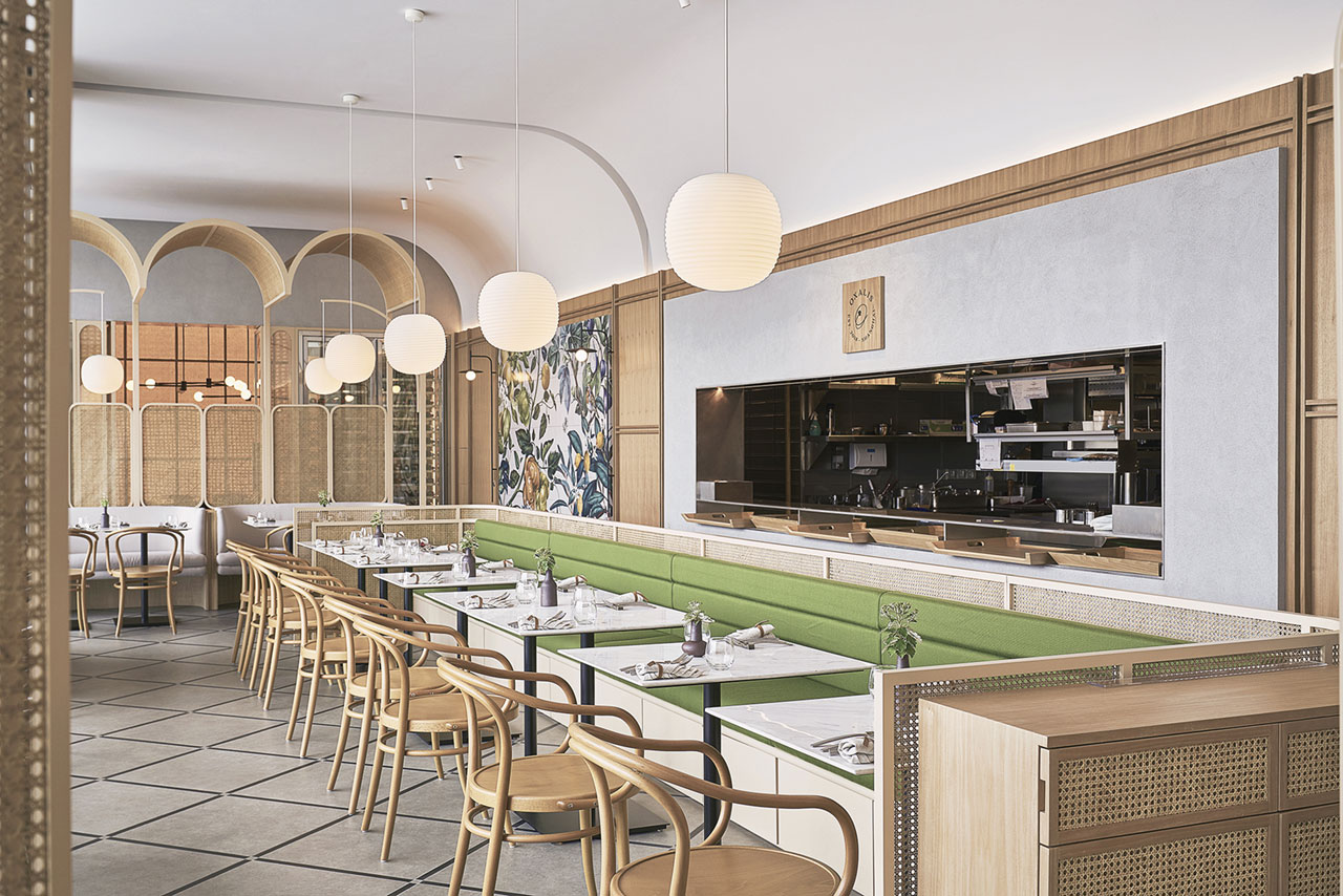 Oxalis Restaurant Brings A Taste Of The French Countryside To Shanghai Yatzer