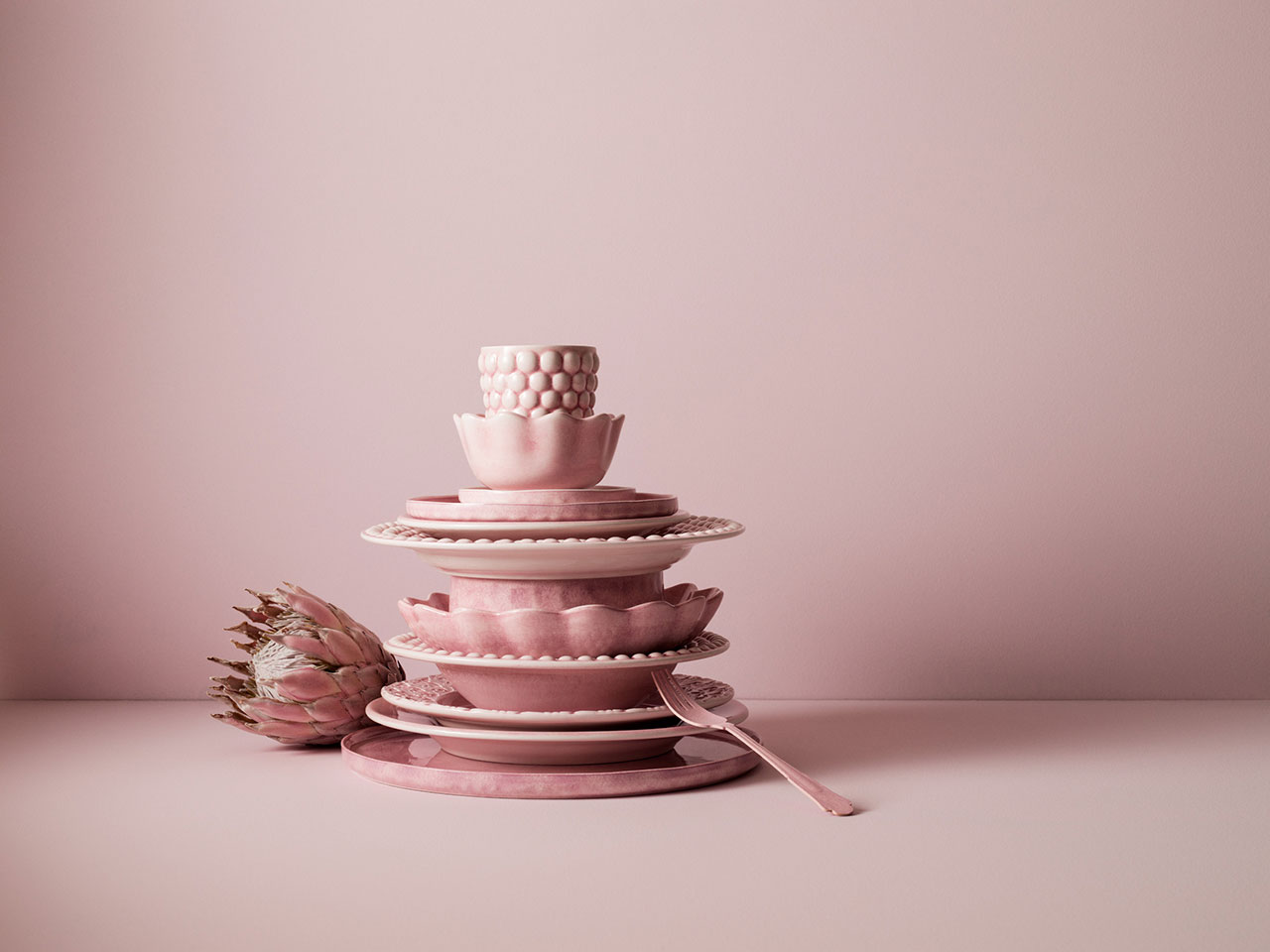 Mateus new colour for SS19, a delightful light pink.Photo by Fabian Bjornstjerna, Styling by Lotta Agaton.
