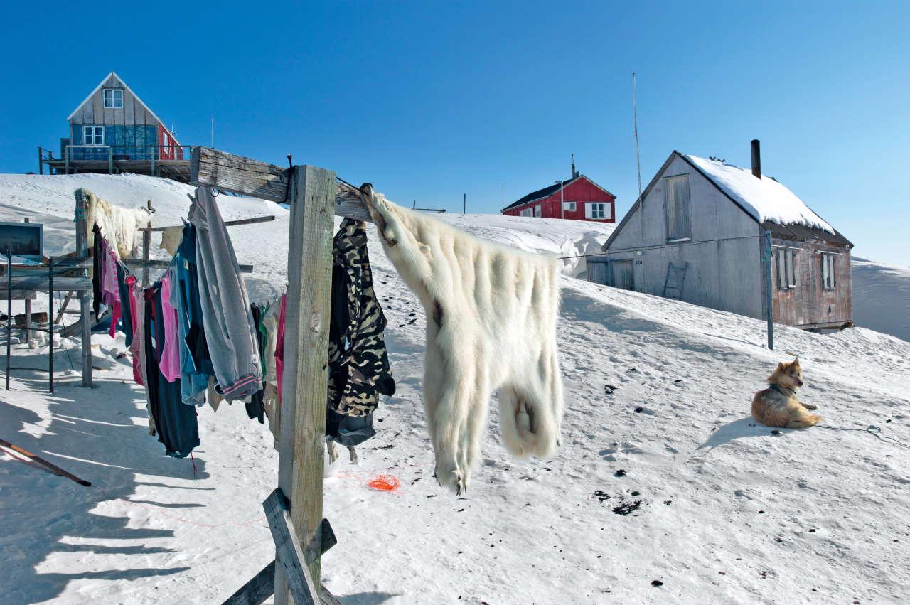 Savissivik, northwest coast, Greenland, Denmark.Photo by Michel Rawicki © ACC Arts Books Ltd © Albin Michel.