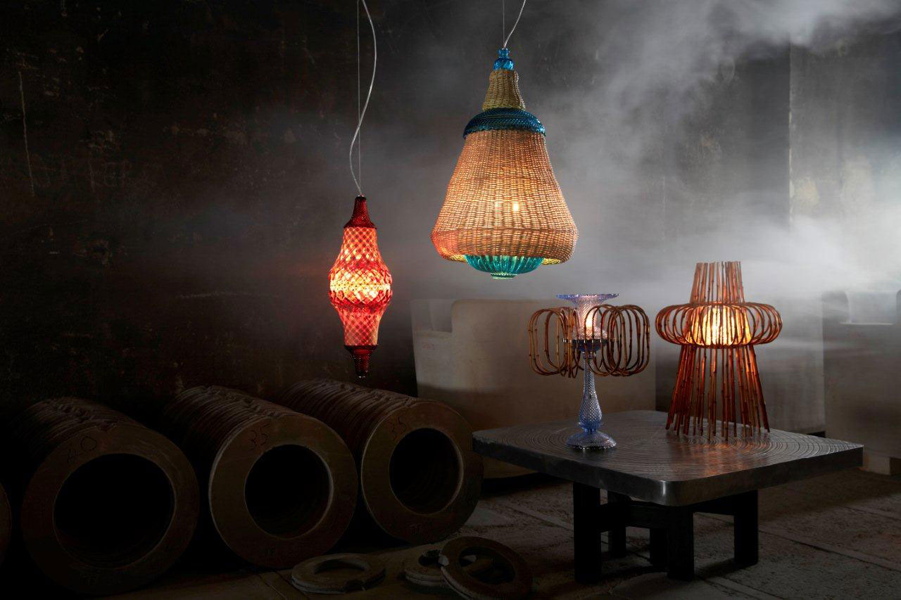Fusion by the Campana Brothers, photo by Yves Duronsoy, Courtesy of Baccarat Highlights.