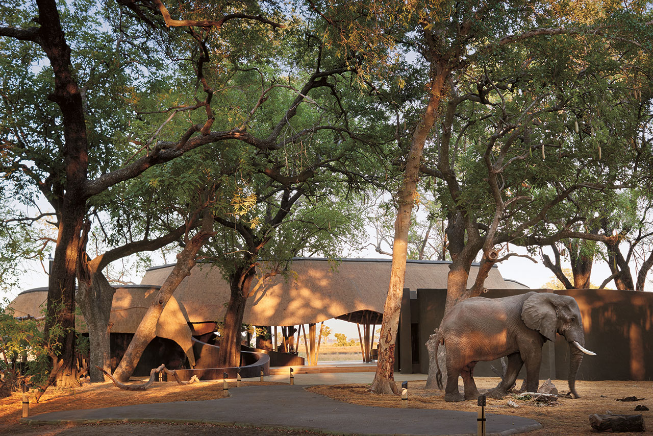 © Belmond Eagle Island Lodge Botswana.