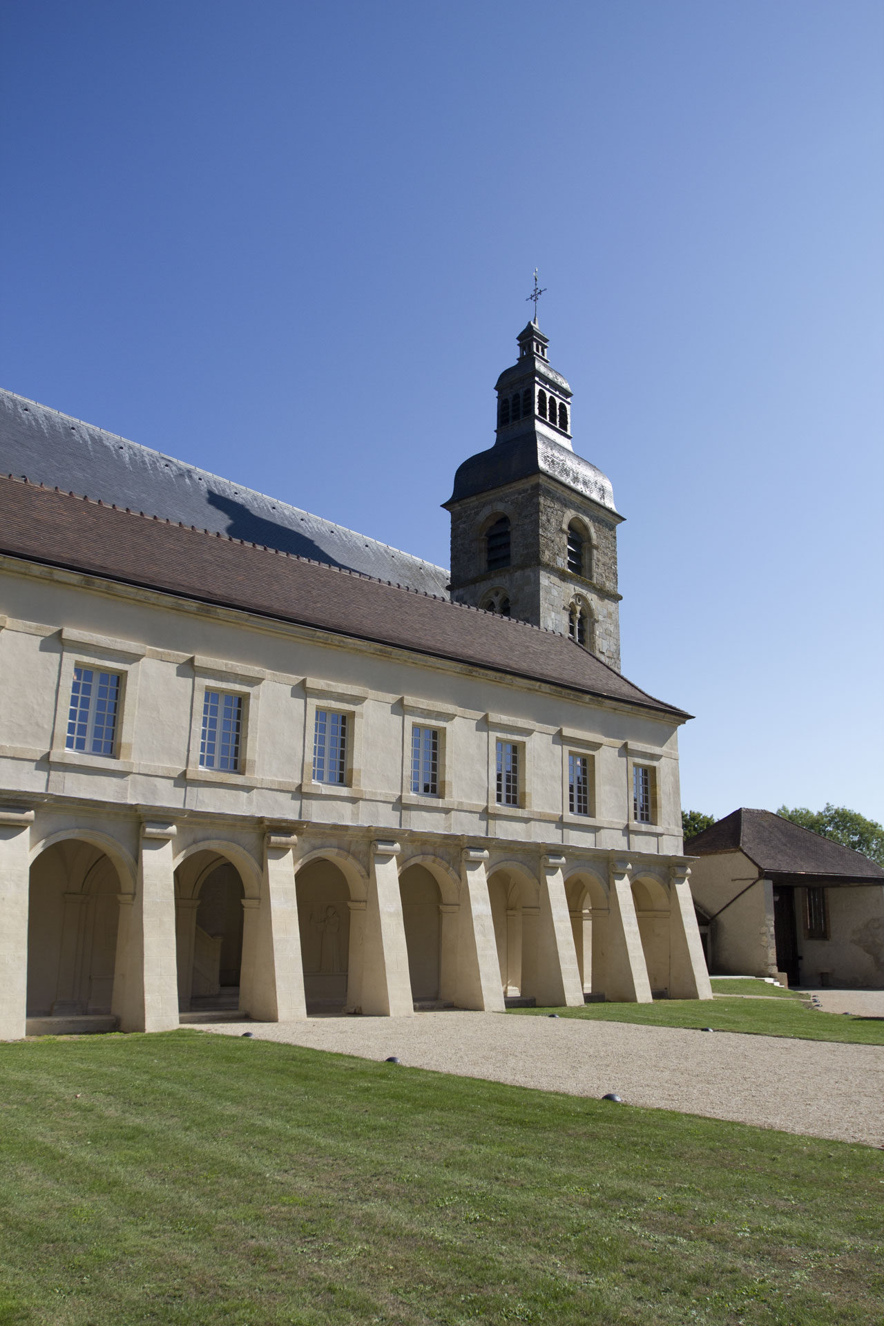 The Abbey of Saint-Pierre in Hautvillers, France, photo by Costas Voyatzis for Yatzer.