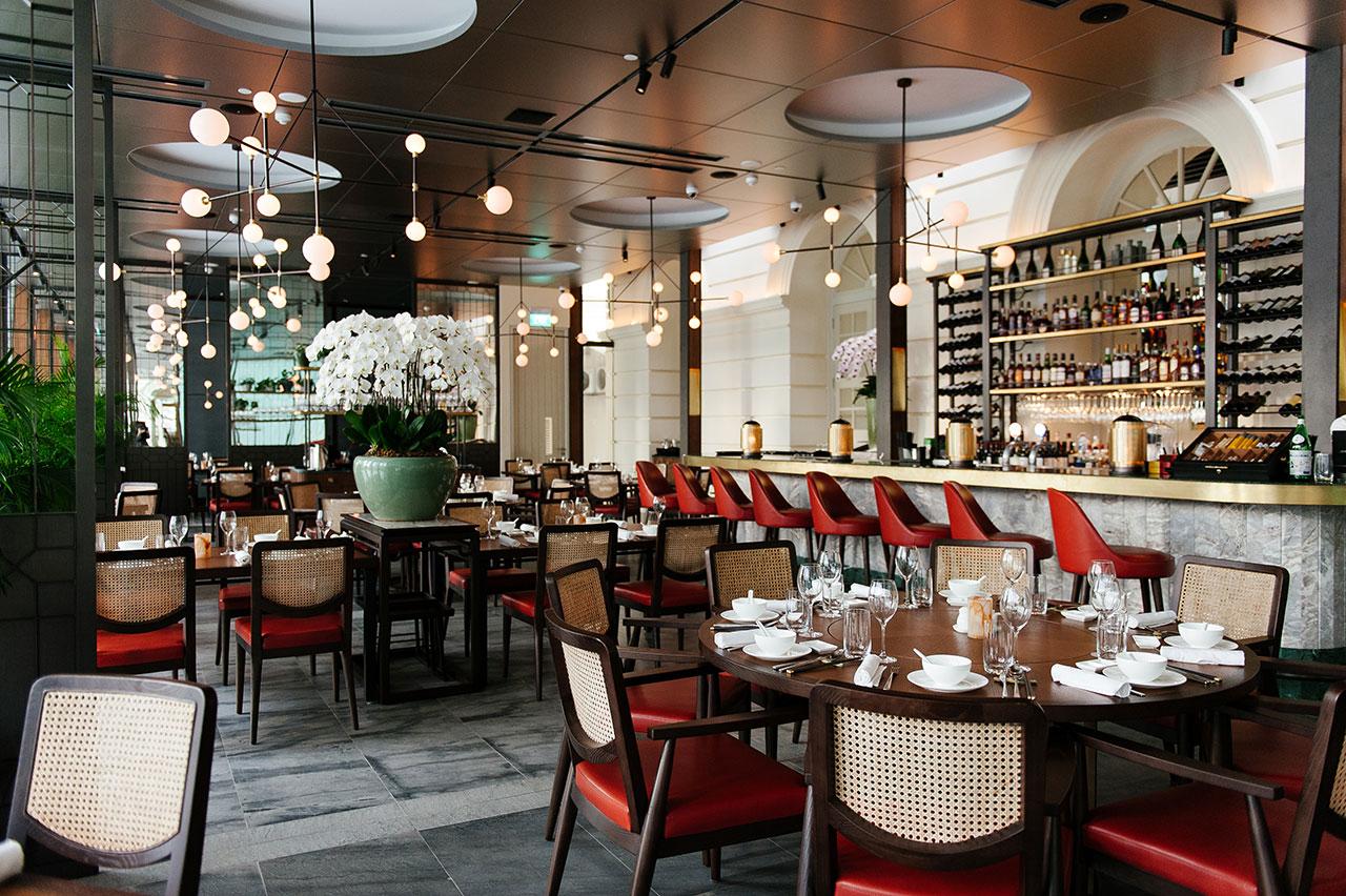 Designed To Impress Empress Restaurant At Singapore S