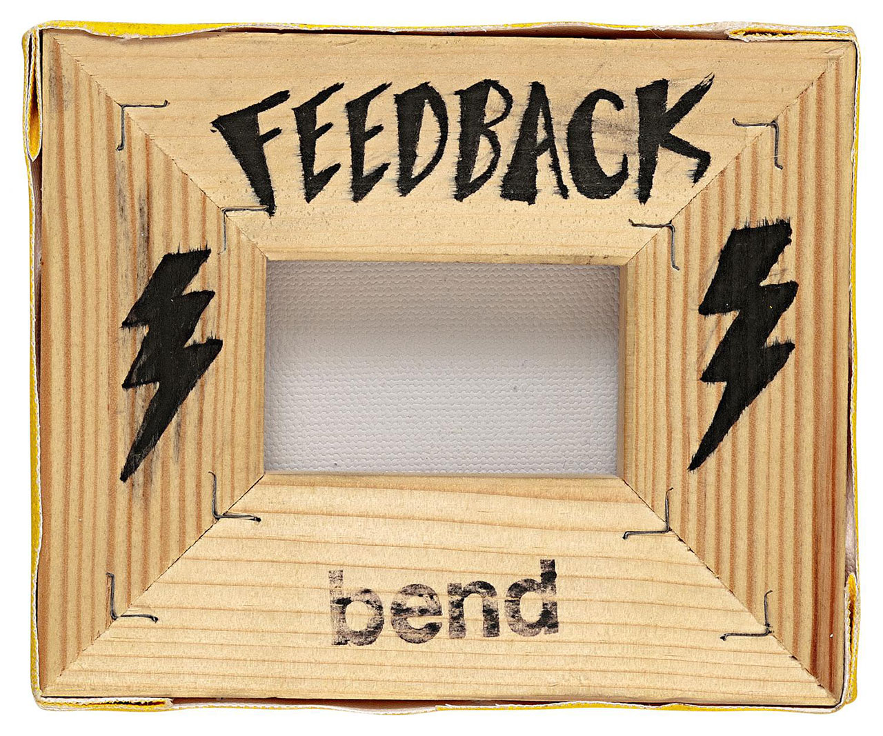 BEND FEEDBACK (back)2014, Greece.