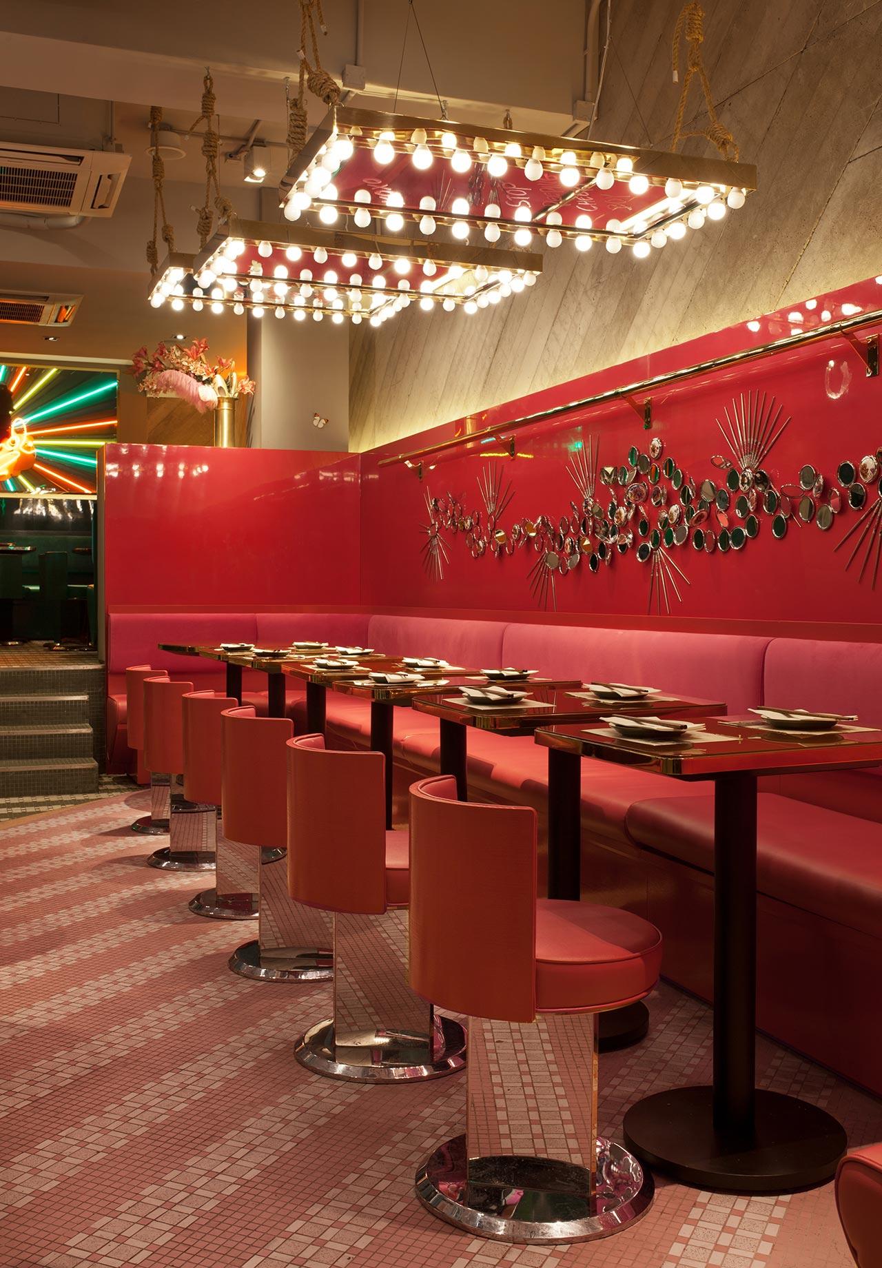 Mrs Pound Speakeasy Bar And Restaurant In Hong Kong By Ncda Yatzer