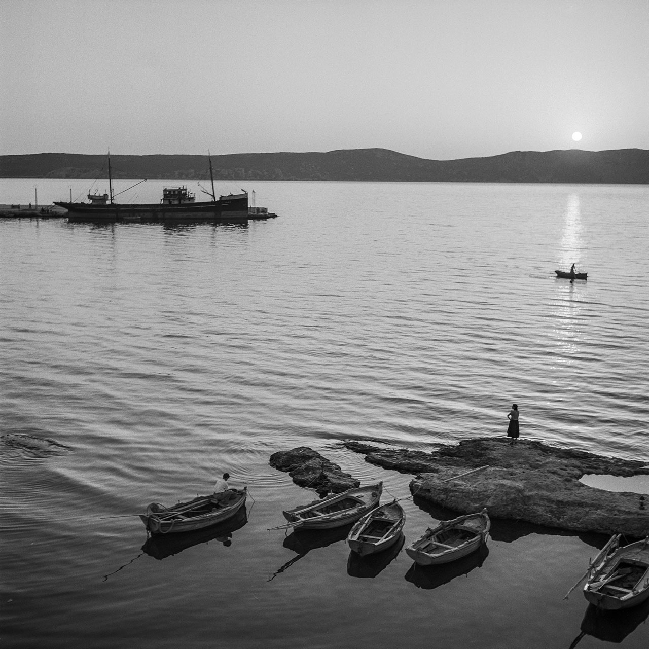 Pylos 1955. Photo © Robert McCabe.