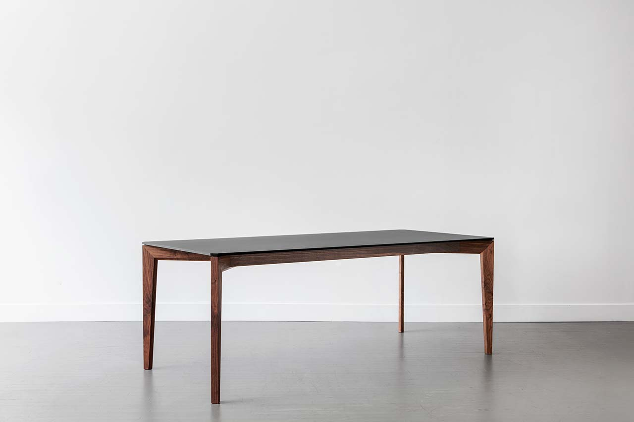 Kastella T110 dining table. Photo by Adrien Williams.
