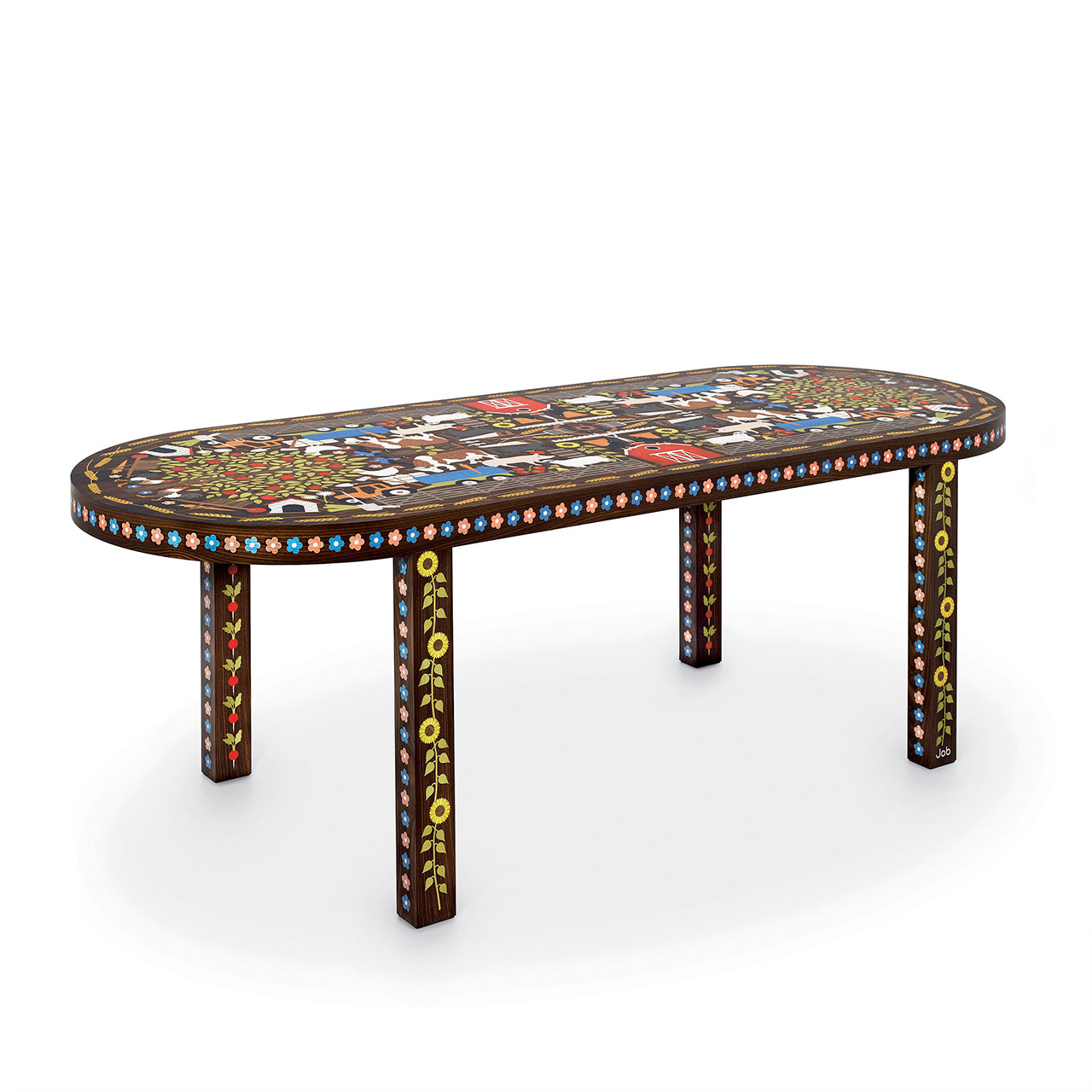 TABLE from Bavaria series, 2008. Collection of Michael Maharam. Photo by Robert Kot.