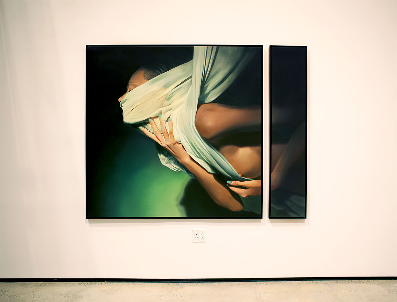 TRANSFORMATION by Mike Dargas. Installation view. Courtesy C24 Gallery and the artist.