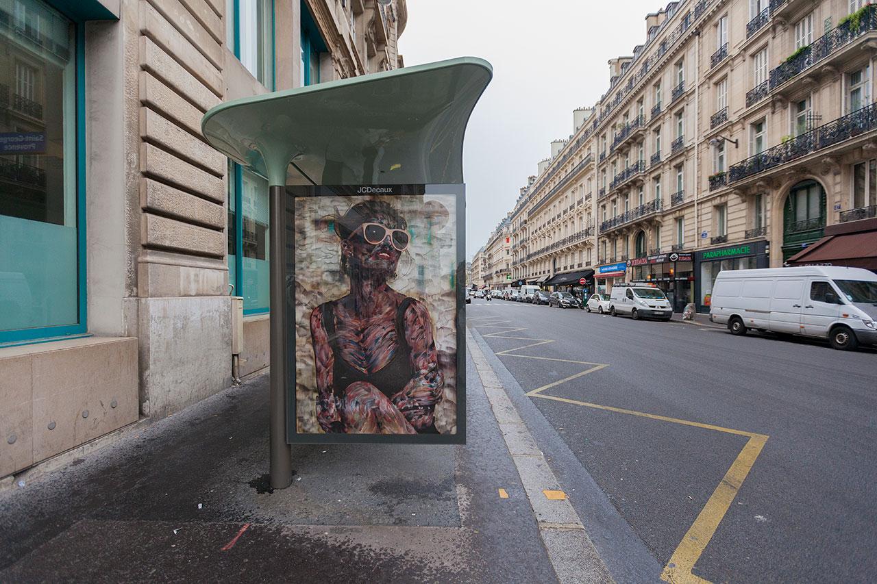 Unveiling Beauty, Paris © Vermibus.