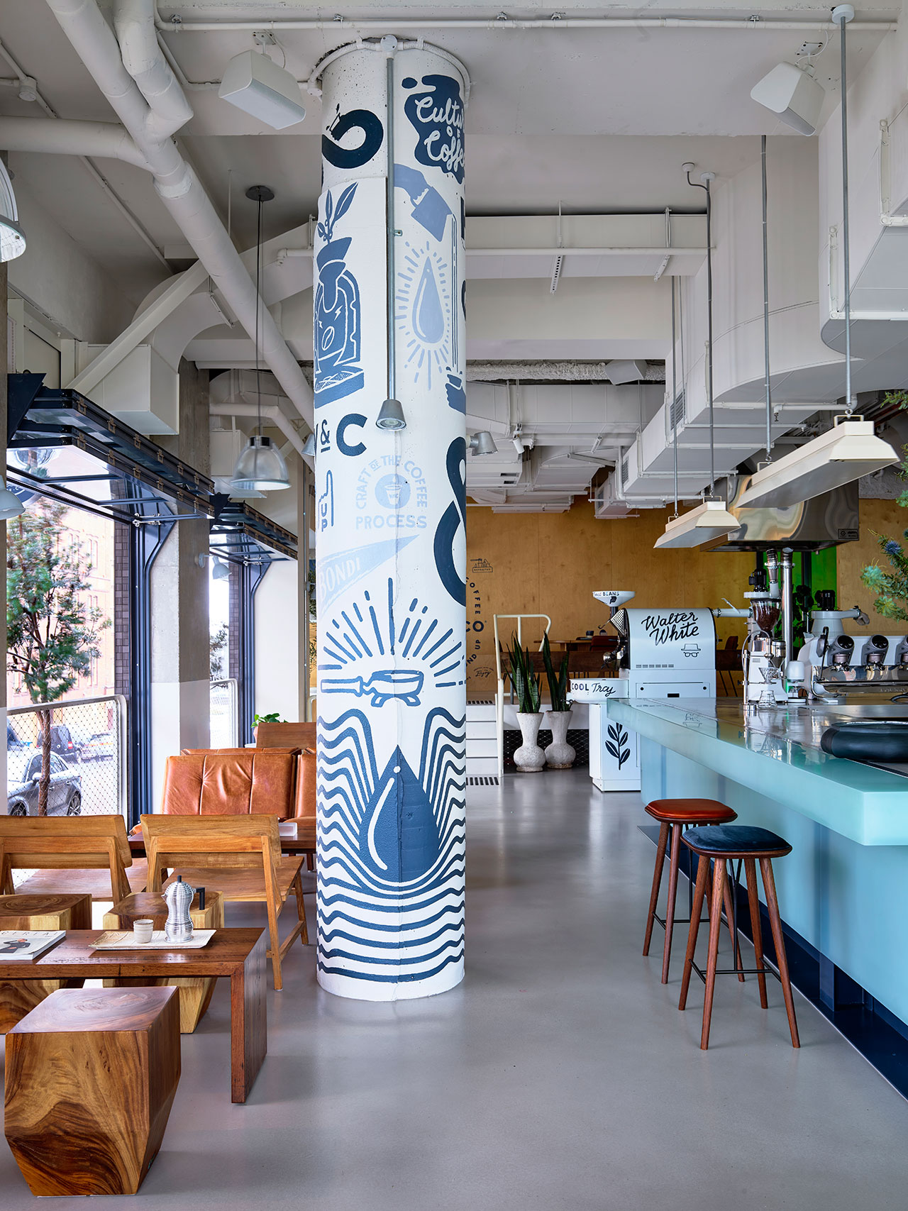 Will & Co Bondi Beach by Alexander &CO. Photo by Anson Smart.