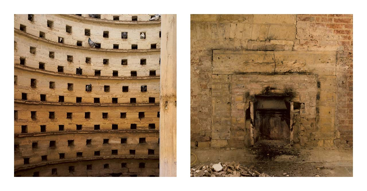John Pawson, Rousham & Chastleton, 2014 & 2015. Printed 2018, Matt C-Type print on Archival paper, 16 x 16 inches, Edition of 25.