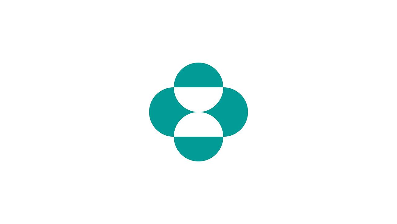 Merck Pharmaceuticals logo ©Chermayeff & Geismar & Haviv.