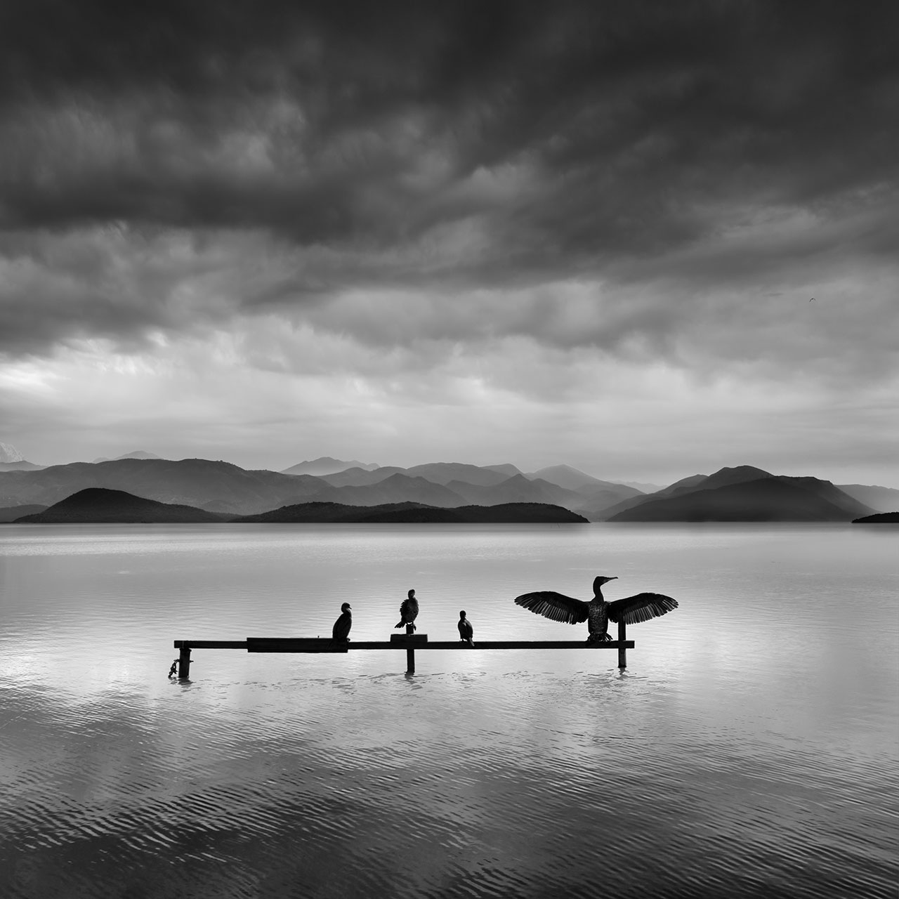 George Digalakis, To the distant mountains. © George Digalakis.