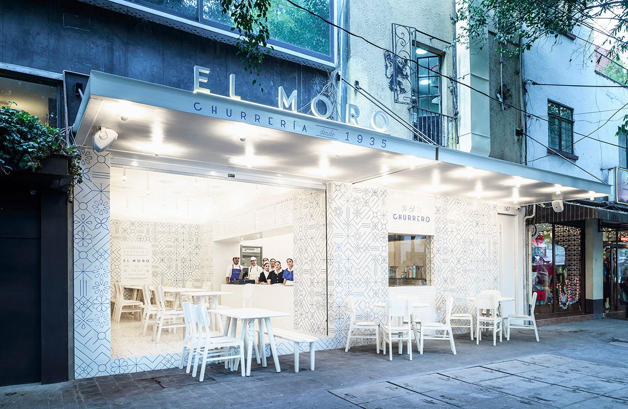 El Moro Mexico City