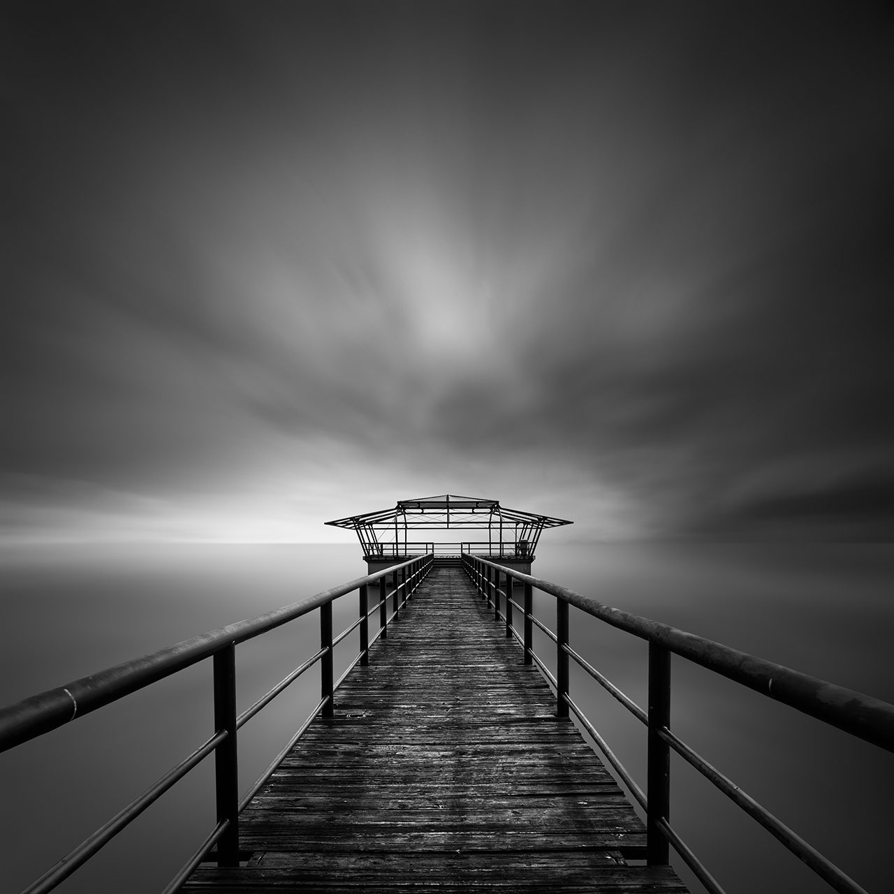 George Digalakis, Roadway to heaven. © George Digalakis.