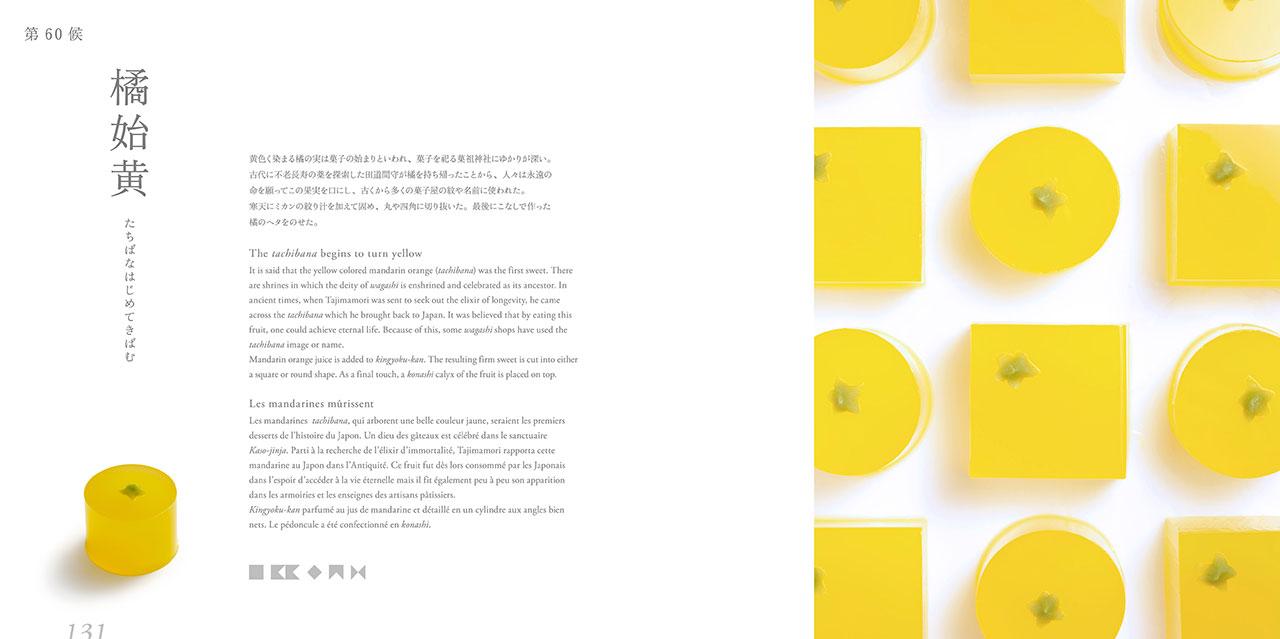 Spread from IKKOAN book. Creative Director, Editor: Ryusuke Nanki. Art Director: Kazunori Kawagoshi. Photographer: Makoto Horiuchi