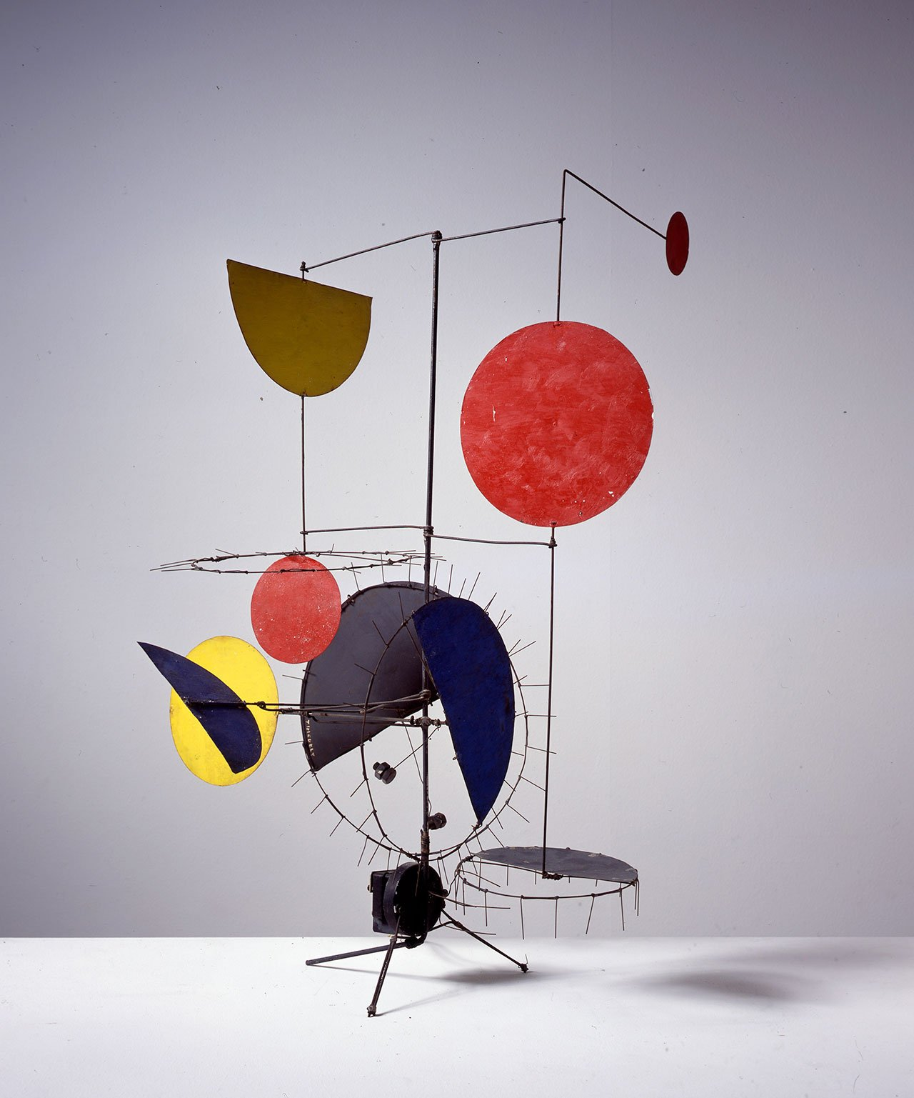 Jean Tinguely, Meta-mechanical sculpture untitled, 1954. Private Collection Potsdam. Photo: Christian Baur, c/o Pictoright Amsterdam, 2016.