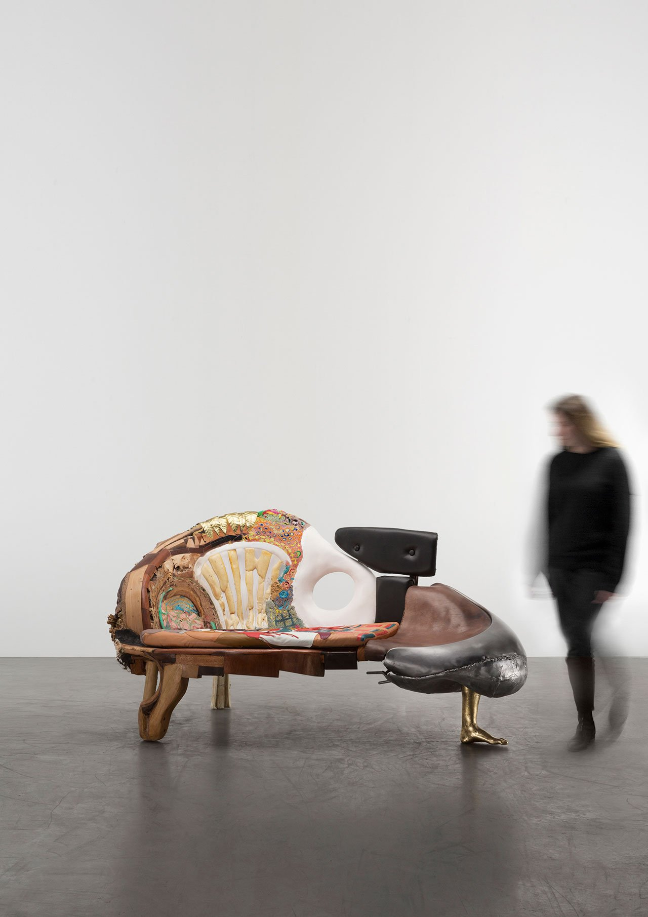 Kostas Lambridis, Elemental Daybed. Photo courtesy Carpenters Workshop Gallery.