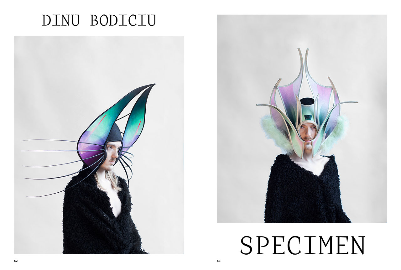 SPECIMEN By Dinu Bodiciu, Photography: Alexandra Boanta, fromOtherworldly,Copyright Gestalten 2016.
